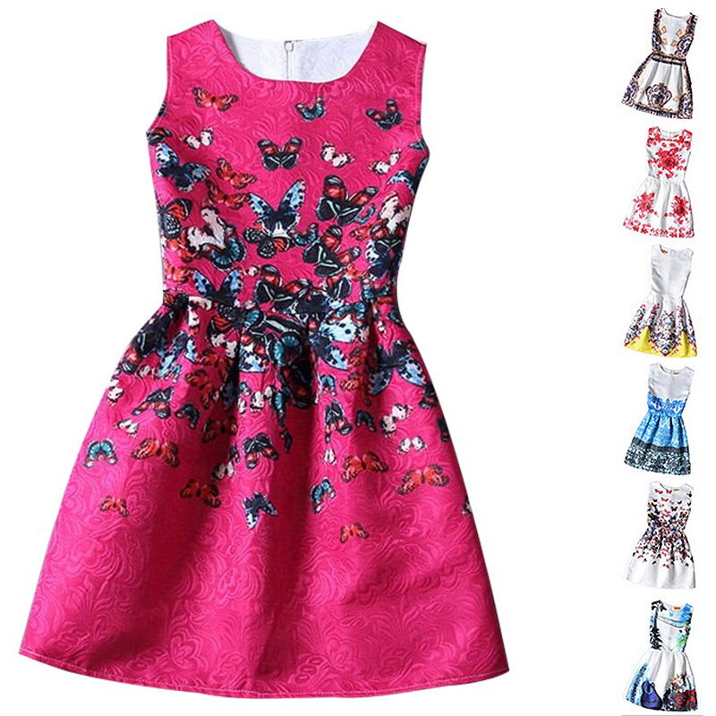 Kids Clothes Girls 2018 New Brand Designer Girl Princess ...