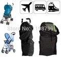 Bebê infantil portão criança cheque guarda-chuva duplo Standard Stroller Pram Pushchair viagens Bag Baby Carriage Buggy tampa