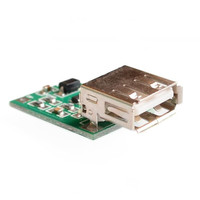 WeiKedz 5pcs 0.9-5V To 5V 600MA USB Output charger Mini DC-DC Boost Converter