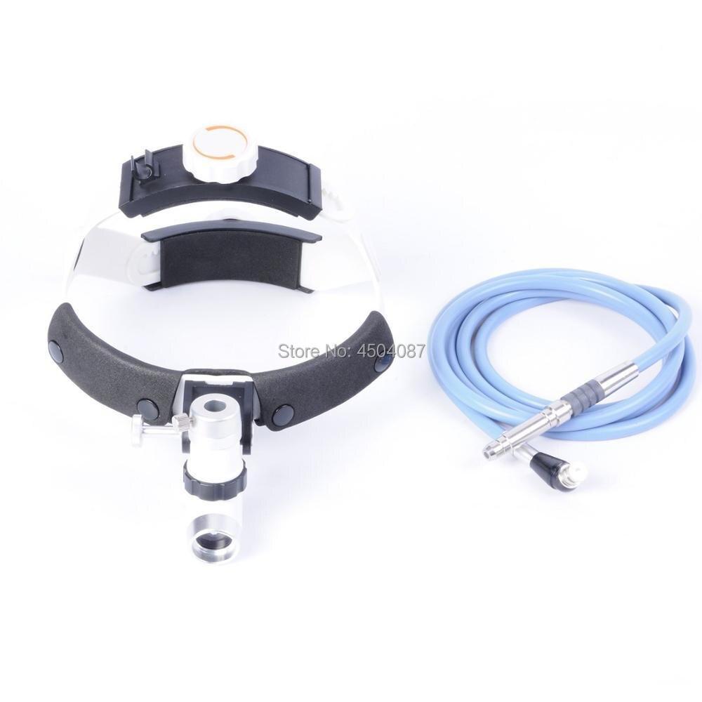 Nouveau Phare Médical Fiber Optique Projecteur Médical Chirurgie Dentaire Médical Phare sans Ampoule