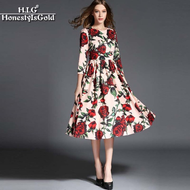 Fashion design winter new style sexy off-shoulder floral printed women maxi  long dress 5876b7782