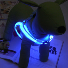 LED Dog Harness Collar -Vest Safety Lighted