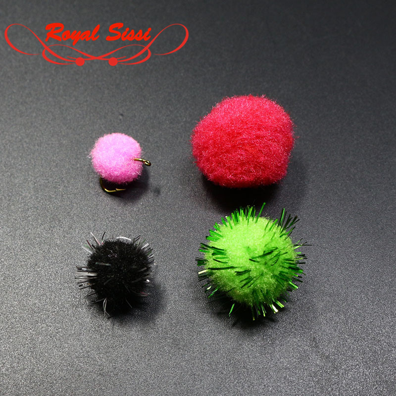 20 pcs/pack colorful 2 sizes Synthetic Crystal Eggs/ Salmon/Trout Eggs Roe Imitate Natural Counterpart &fly tying streamer baits