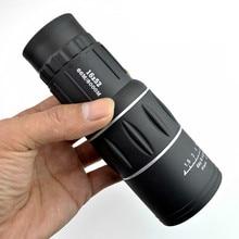 NIKULA 8X32 Binoculars Waterproof High Power HD Day Night Vision Telescope FMC Green Film Telescopio Binocolo Pocket Mini Bak4