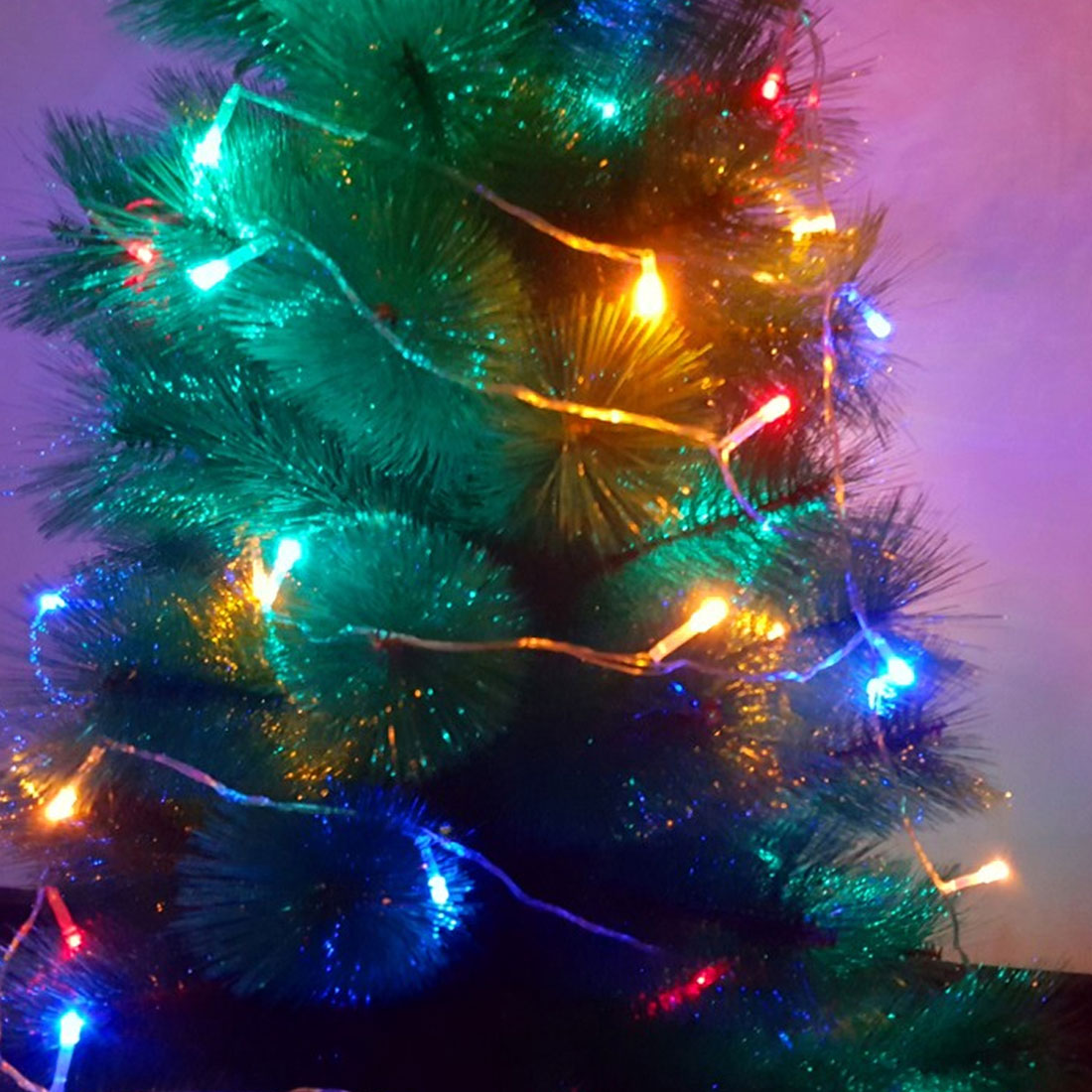 3 x2M 204 LEDS 4 colours to Choose Outdoor 110V/220V US/EU Plug Waterproof LED Net Light LED Net Christmas Lights