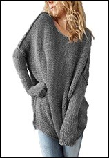 Preself-New-Autumn-Winter-Casual-Knitted-Pullovers-Batwing-Sleeve-Off-Shoulder-Oversized-Loose-Sweater-Smart-Jumper