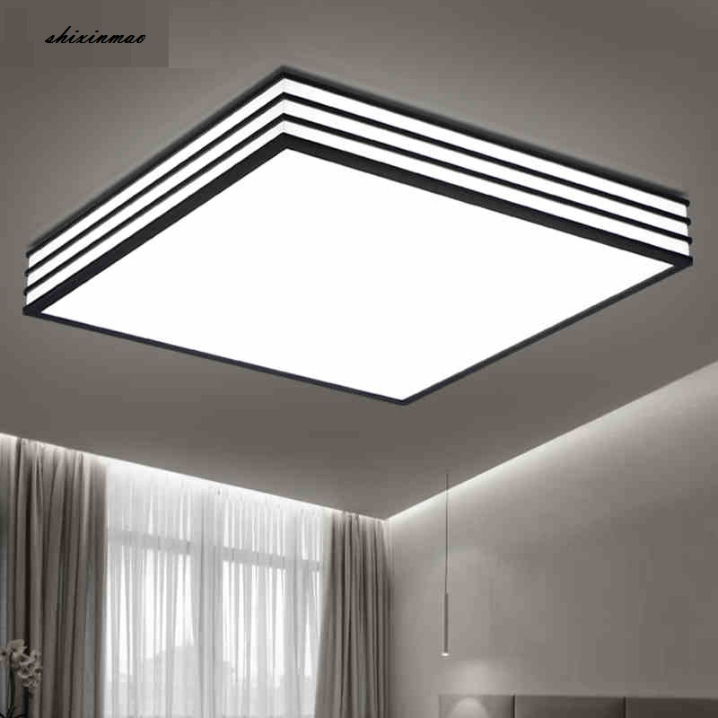 Led ceiling light rectangle square circular fashion creative home led ceiling light rectangle square circular fashion creative home commercial lighting in ceiling lights from lights lighting on aliexpress mozeypictures Gallery