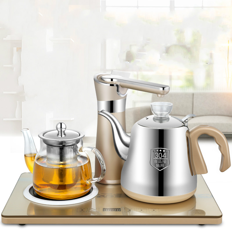Overheat Protection  made tea ware Fully automatic upper kettle electric Safety Auto-Off FunctionOverheat Protection  made tea ware Fully automatic upper kettle electric Safety Auto-Off Function
