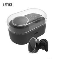 LETIKE Bluetooth V4 1 Earphones True Wireless Stereo Headset Mini In Ear Twins Left Right Earbuds