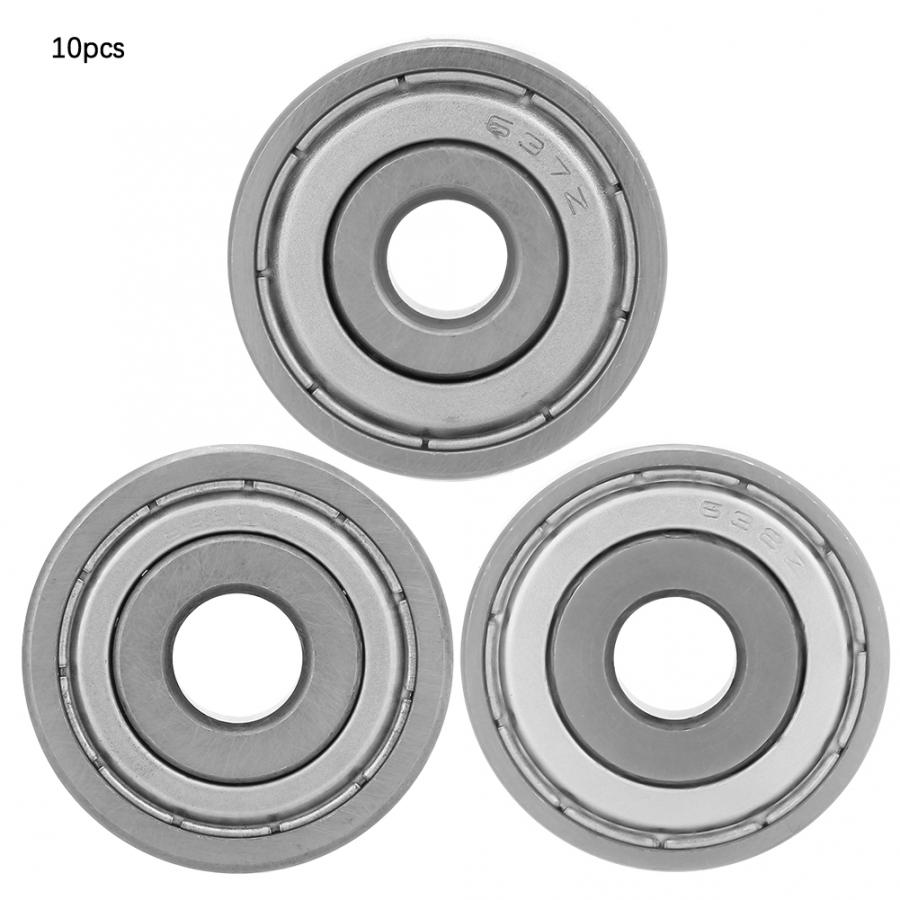 10Pcs 626ZZ Top Quality Ball Bearing Deep Groove Ball Premium Sealed Radial Ball Bearing For Electric Motor Applications