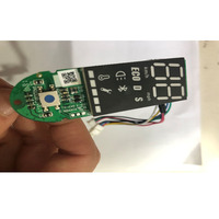 Original Xiaomi M365 Pro Electric Scooter Dashboard for XIAOMI MIJIA M365 Pro Xiaomi Scooter BT Circuit Board with Display