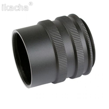 New M42 Macro Extension Tube 3 Ring Set Adapter for Canon EOS EF Camera M42 Extension Ring Screw Mount Lens