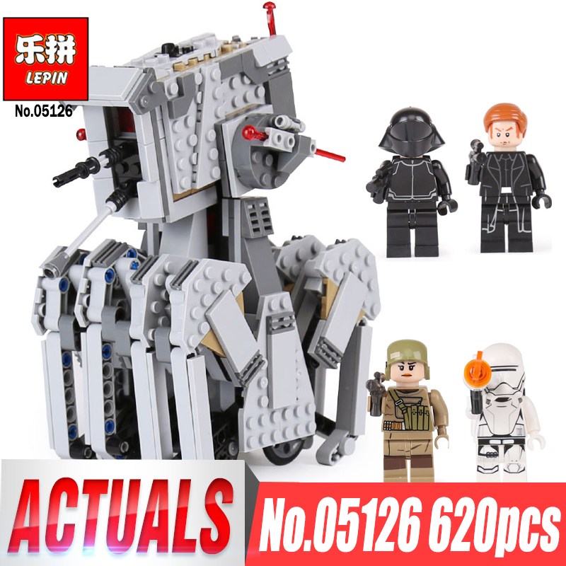 Lepin 05126 05128 Star The Double B 8 Robot Set Classic Series Model legoing 75187 Wars Building Blocks Bricks Toys Child Gfit цена