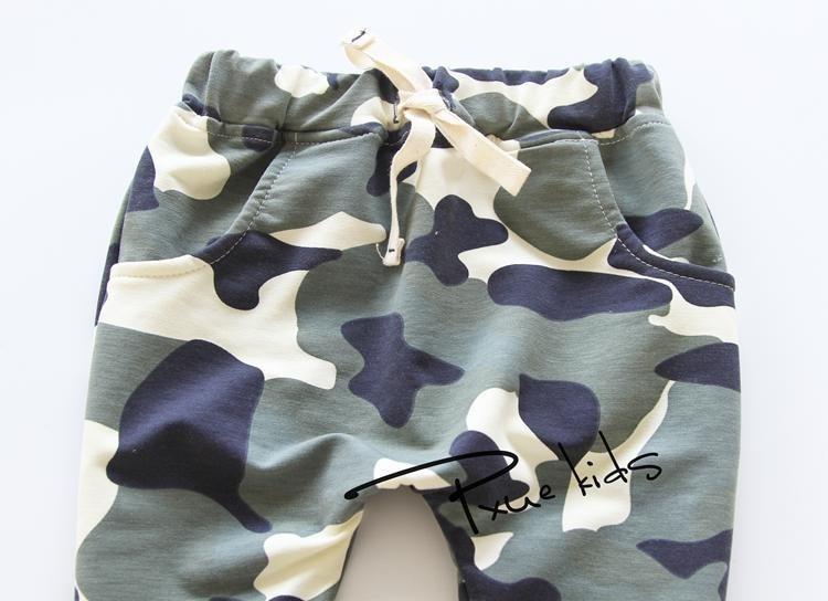 Recién llegado niños Harem Pantalones Algodón Clásico Impreso - Ropa de ninos - foto 4