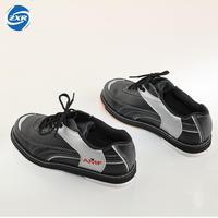 Professional bowling shoes men women special sports shoes orange and black spell color men shoes