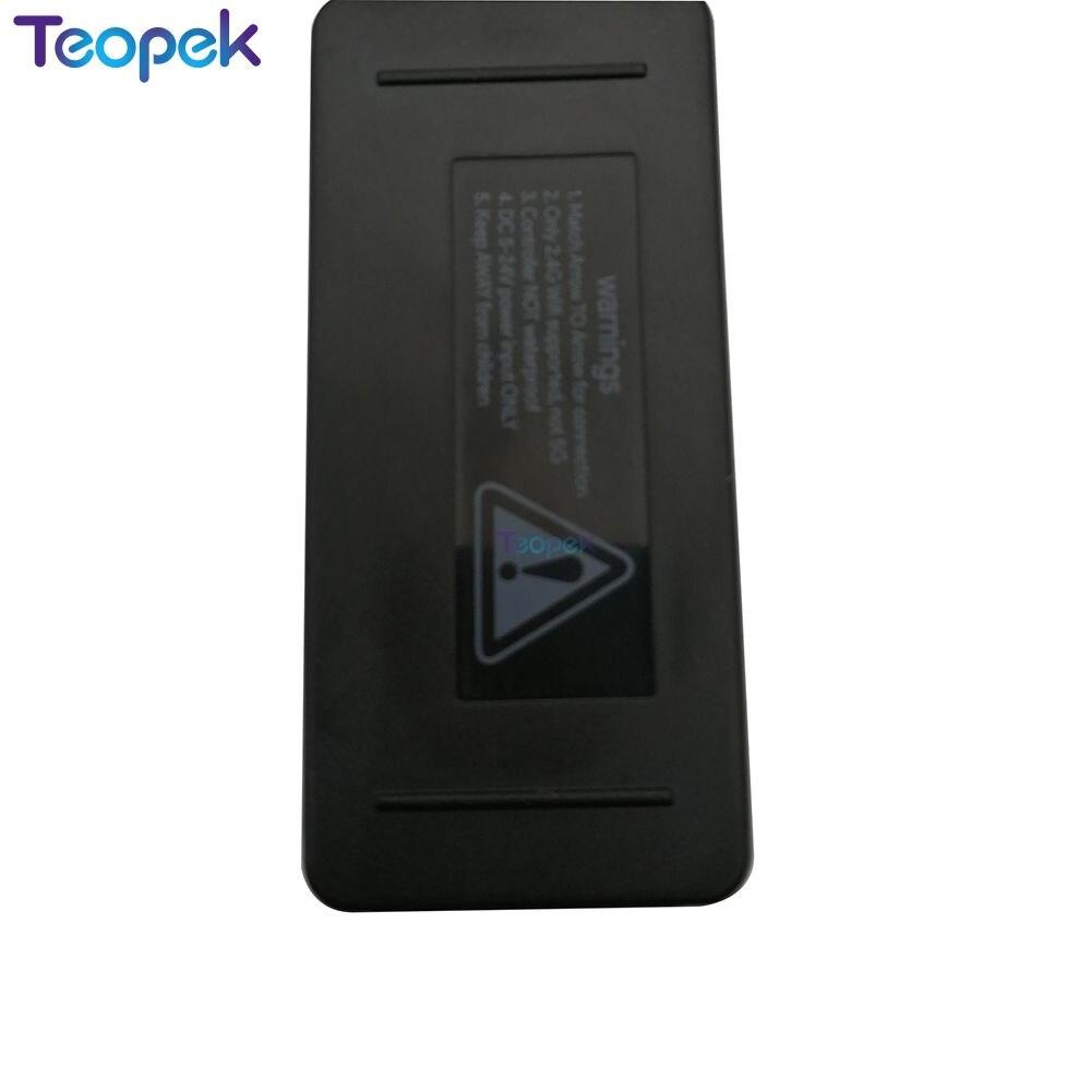 eWelink Smart Wifi LED Controller 24 Keys Remote DC5V-24V Work With APP Alexa TMALL GENIE For 5050 RGB LED Strip Light