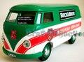 1:43 Volkswagen T1 VW Kombi Bus 1955 BECK'S BIER VITESSE clásico maquetas juguetes mejores ventas
