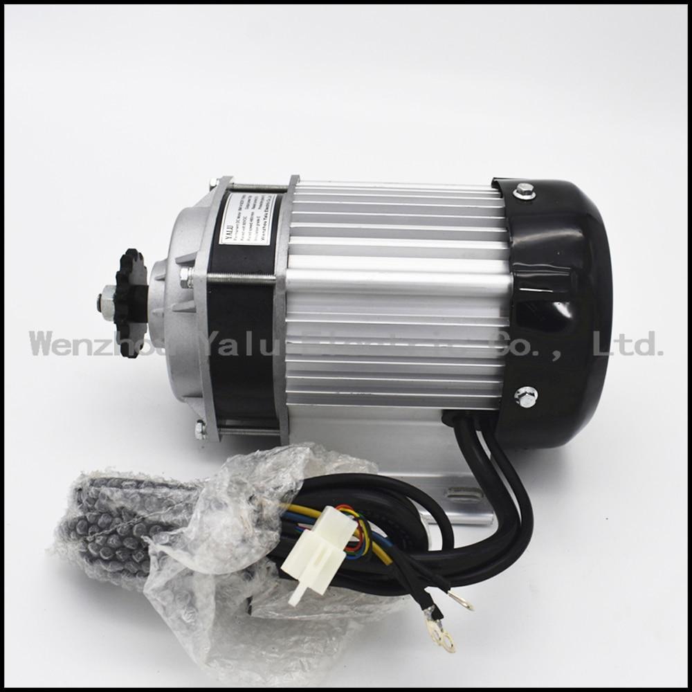 BM1418ZXF750W48 / 60V střední a malé elektrické tříkolky snižují střídavý stejnosměrný motor