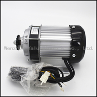 BM1418ZXF750W48/60V medium and small electric tricycle reduce brushless DC motor