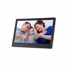 11.6 inch wide screen IPS screen high resolution play picture video digital photo frame digital picture frame electronic album