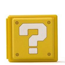 6 моделей портативные игровые карты Чехол для переключателя NAND ударопрочный жесткий корпус коробка для хранения для PND переключатель NS коробка для карточных игр