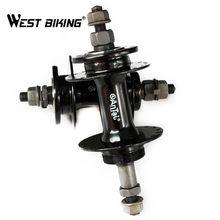 WEST BIKING – moyeux de frein à disque pour vtt, vitesse 32 36 trous, v-brake Novatec