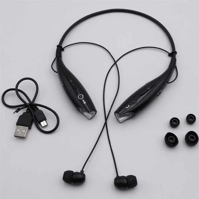 HBS730 Wireless Bluetooth Headphone Headset Sport Running Earphone Handsfree Earbud Earpods For Phone For Iphone