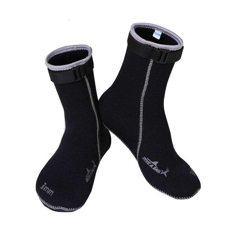 3mm Neoprene Diving Scuba Swimming Surfing Socks Water Sports Snorkeling Boots