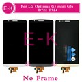 """5.0"""" For LG Optimus G3 mini G3s D722 D724 LCD Display + Touch Screen Digitizer Assembly Replacement No Frame or With Frame+Tools"""