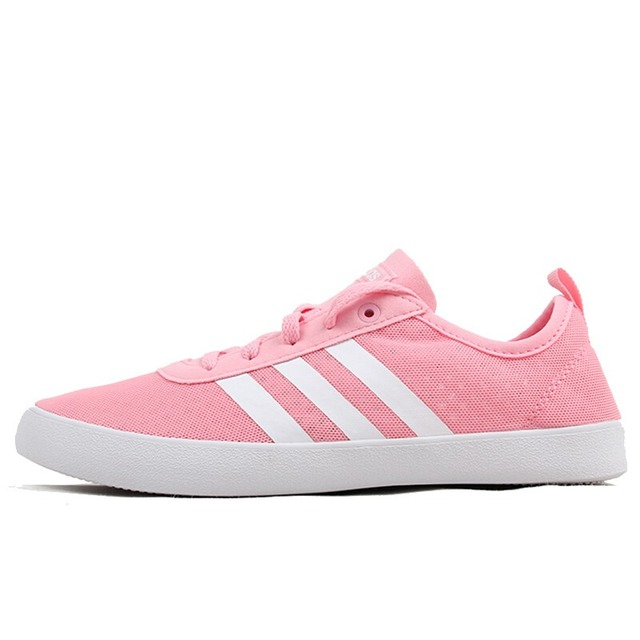 adidas neo pink shoes