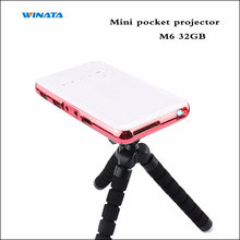 DLP LED Proyector WiFi BT4.0 Mini Beamer Proyector 1920*1080 Android OS de Entrada HDMI IR + 1G/32 GB Inteligente Mini Proyector proyector