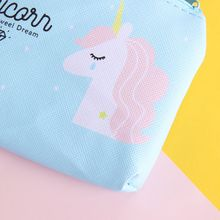 Unicorn Printed Coin Purse