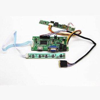 """HDMI + VGA + Placa de controlador de audio LCD kit de 8,9 """"VVX09F035M10 EDP 30Pin 1920x1200 pantalla placa controladora LCD kits DIY"""