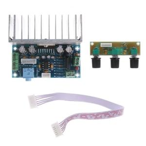 Image 2 - TDA7377 2.1 Sound Channel Amplifier Board 20W*2+30W Subwoofer Amplifier Board Whosale&Dropship