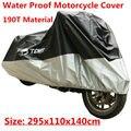 295x110x140cm Dust Bike Motorcycle Cover XXXXL Waterproof Outdoor UV Protector