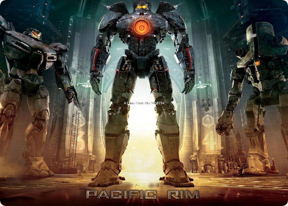 Pacific Rim mouse pad the hero mousepad laptop large mouse pad gear notbook computer gaming mouse pad gamer play mats