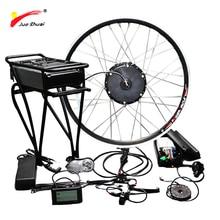 48V 500W Electric Bike Conversion Kit with Battery 48V 12AH Hub Motor Wheel s900 LCD Display Ebike 700C 26'' Bicicleta Electrica цена и фото