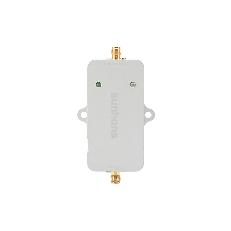 1 Piece Sunhans 2500mW 34dBm WiFi Indoor Signal Amplifiers 2.4GHz 802.11b/g/n Wireless Signal Booster CE&FCC&ROHS