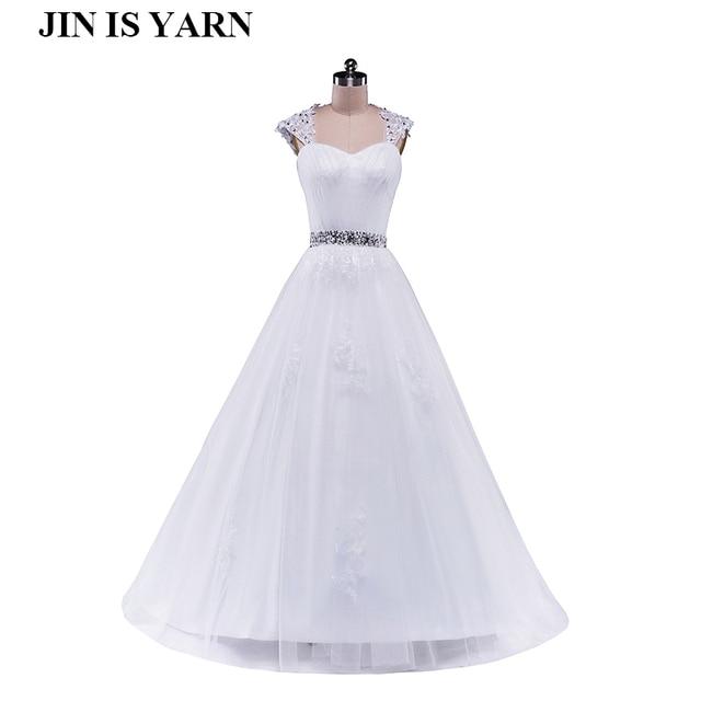18d7cd7d390ce 2015 détachable corset diamant blanc ivoire formel perles de cristal robes  de mariée 2016 robe de