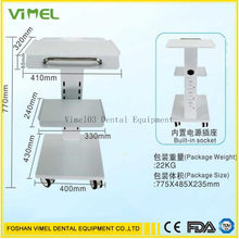 Steel Cart Trolley Doctor Dentist Trolly for Spa Salon Dental Equipment(China)