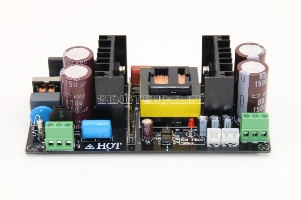 1500W Switch Power Supply Board for HIFI Amplifier Replace Toroidal Transformer