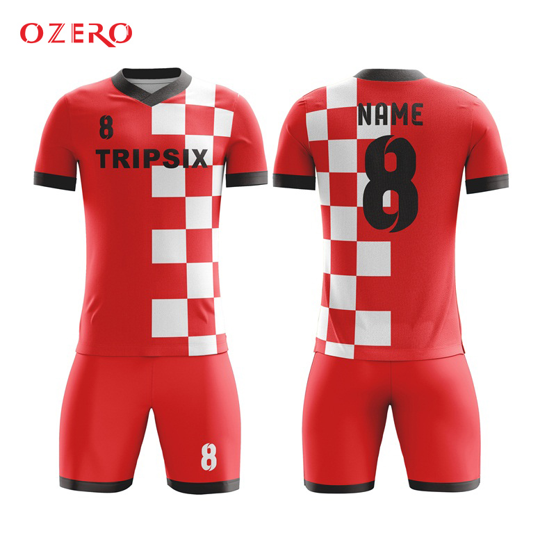 f8e8f026a6d soccer sublimated jerseys customize your own football uniform with name and  number