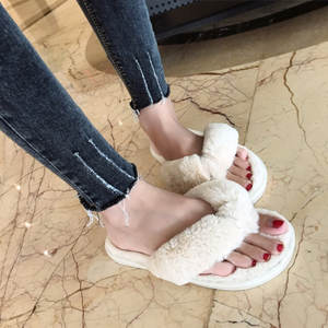 COOTELILI Home Slippers Shoes Woman Female Flip Flops