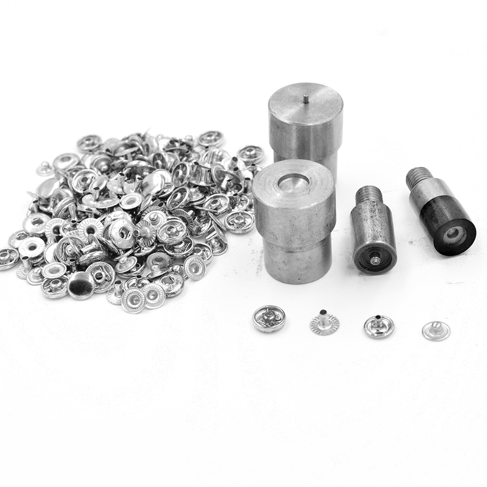 poppers & T3 kam snaps press stud Size 20, 12mm *4 FOR 3* T5