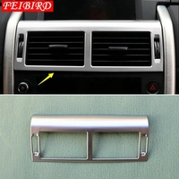 Interior Mouldings For Land Rover Discovery Sport 2015 2016 2017 2018 Central Control Air Conditioning Vent Outlet Cover Trim