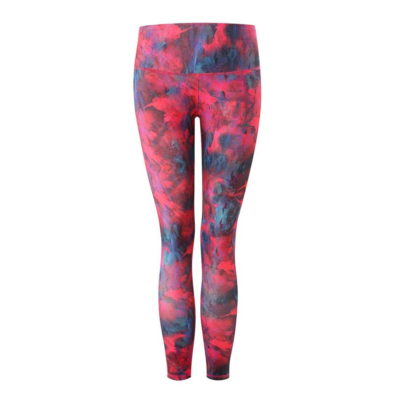 Floral Leggings Sports Yoga Pants