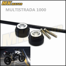 Free delivery For DUCATI Multistrada 1000 2003-2009  CNC Modified Motorcycle drop ball / shock absorber