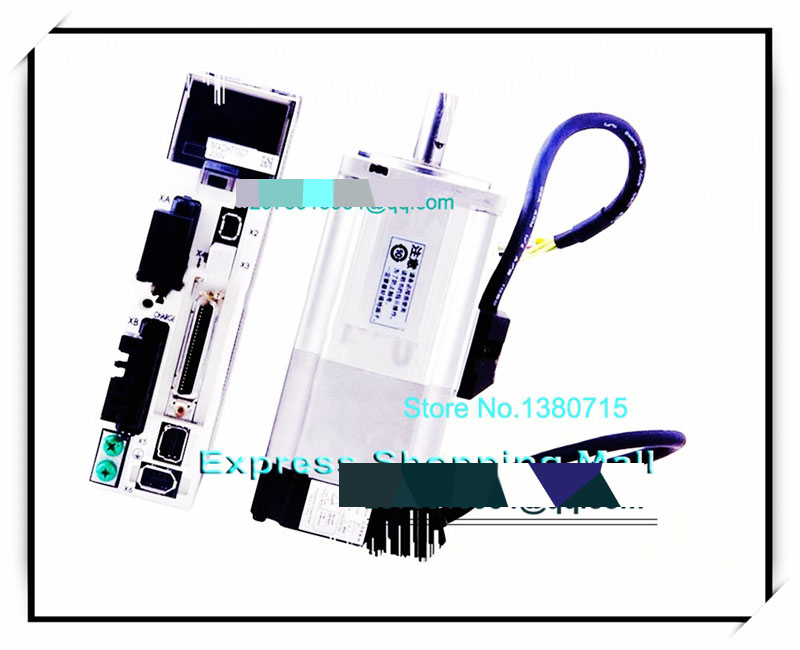 MSMJ022G1U+MADKT1507E 200W 0.64nm 3000rpm 20-bit 200V Position Control Dedicated MINAS A5II servo motor&drive& cable msmj082g1v mcdkt3520e 750w 2 4nm 3000rpm 20 bit brake 200v position control dedicated minas a5ii servo motor