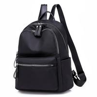 Женский рюкзак повседневный рюкзак Оксфорд школьная сумка на плечо Водонепроницаемые рюкзаки для девочек-подростков черный студенческий ...