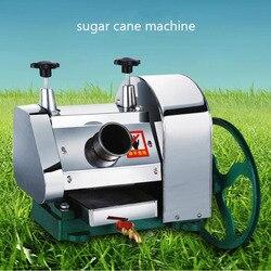 1 PC Hand held pulpit trzciny cukrowej maszyna ze stali nierdzewnej LC SY01 z trzciny cukrowej na wyciskacz do soku  trzciny cukrowej kruszarki  wyciskarka do soku z trzciny cukrowej maszyna do w Centrum obróbki od Narzędzia na